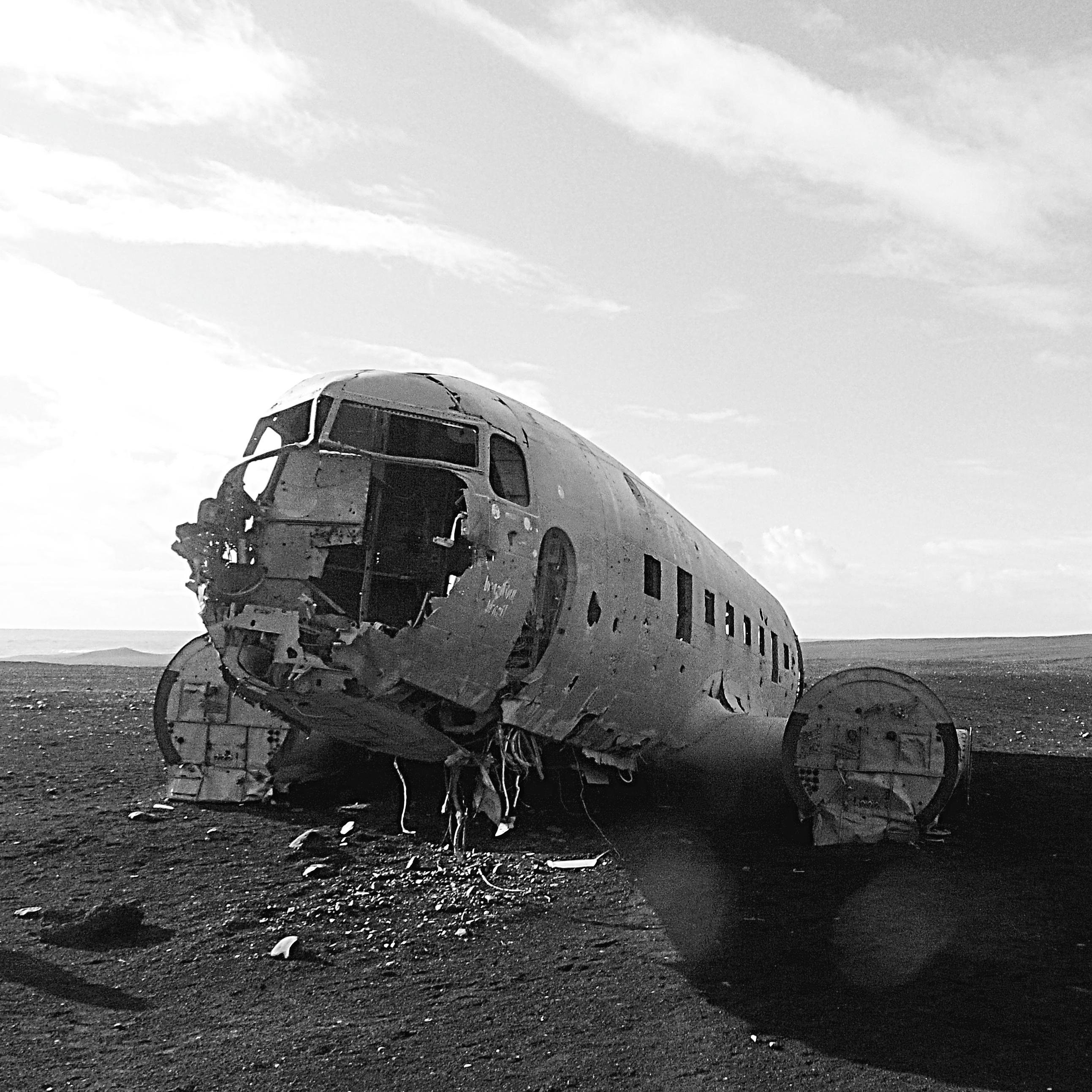 Sólheimasandur Plane Crash - Iceland